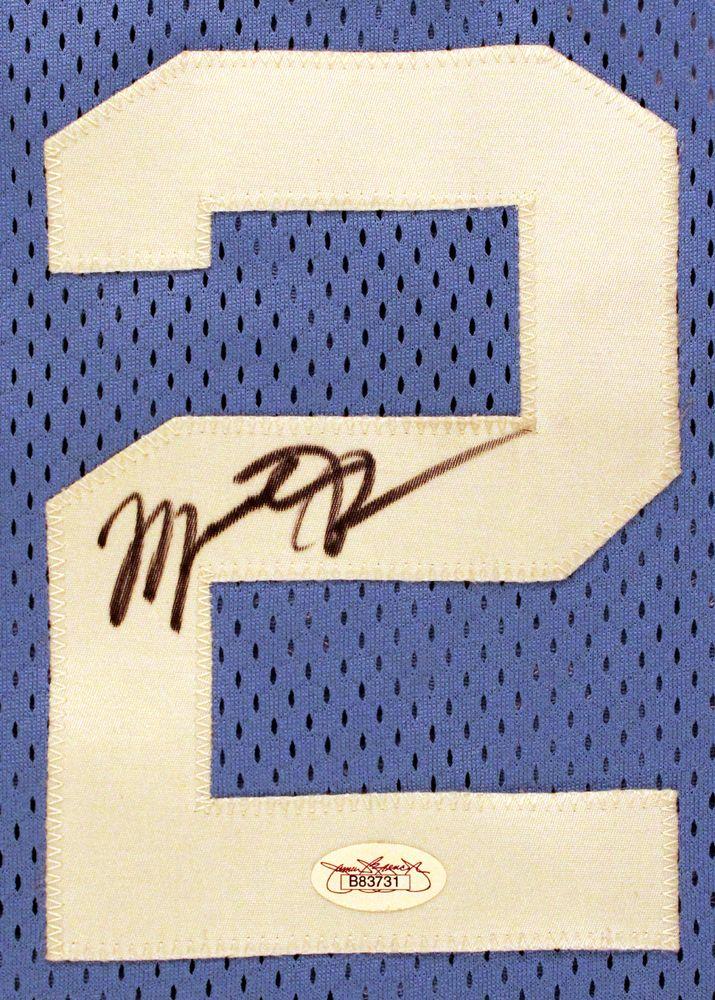 Cheap NCAA North Carolina Tar Heels 23 Michael Jordan Blue
