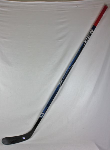Alexander Ovechkin Game Used   Signed CCM Pro Model Hockey Stick (Ovechkin  Holo + Capitals ... c6346a477