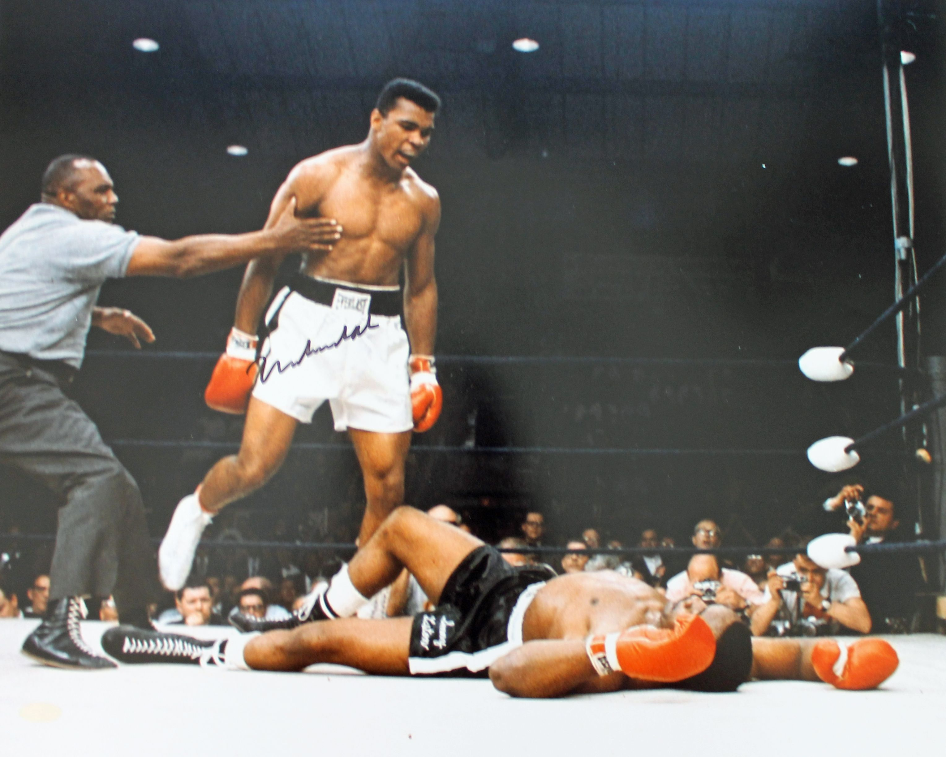 ali vs liston coloring pages - photo#17