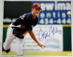 NATIONALS STEPHEN STRASBURG SIGNED AUTH 16X20 PHOTO