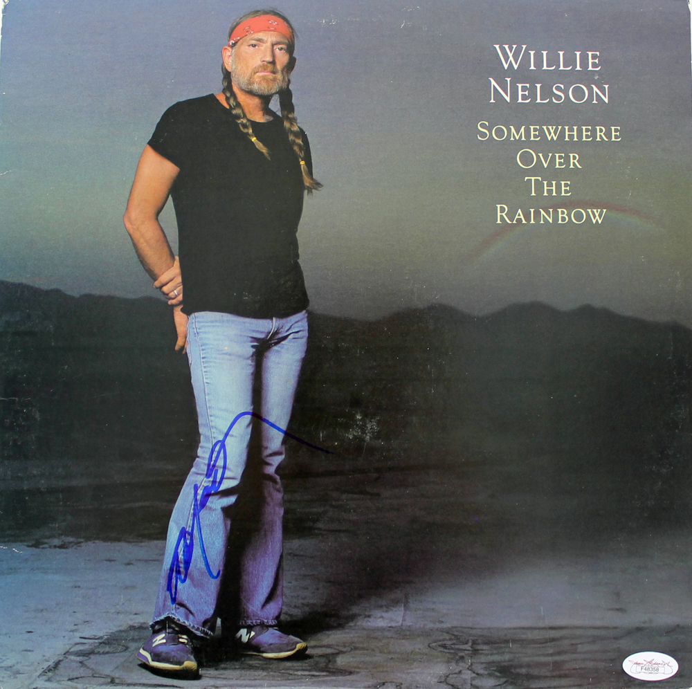Willie Nelson Somewhere Over The Rainbow