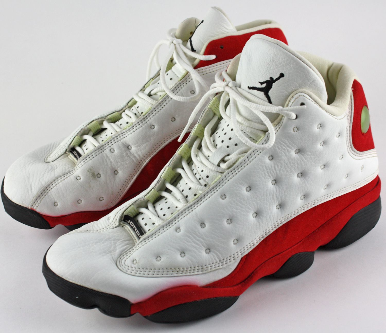 3be0c2637e7d35 Michael Jordan c.1997-98 Game Used Personal Model Air Jordan XIII Sneakers  ...