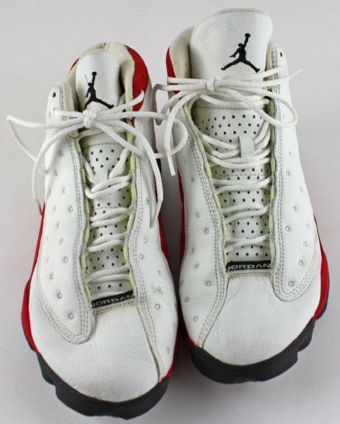 ... Michael Jordan c.1997-98 Game Used Personal Model Air Jordan XIII  Sneakers ... eb25c6f2a