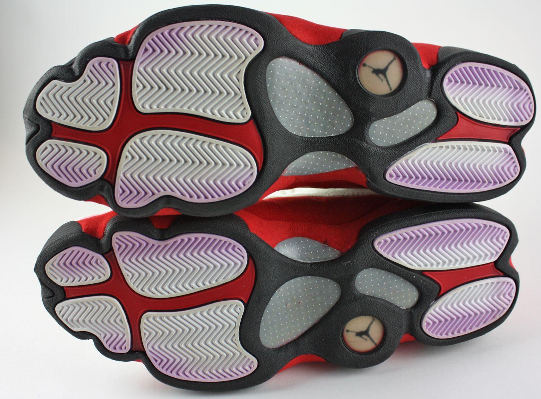 ... Michael Jordan c.1997-98 Game Used Personal Model Air Jordan XIII  Sneakers ( c23dfc91e