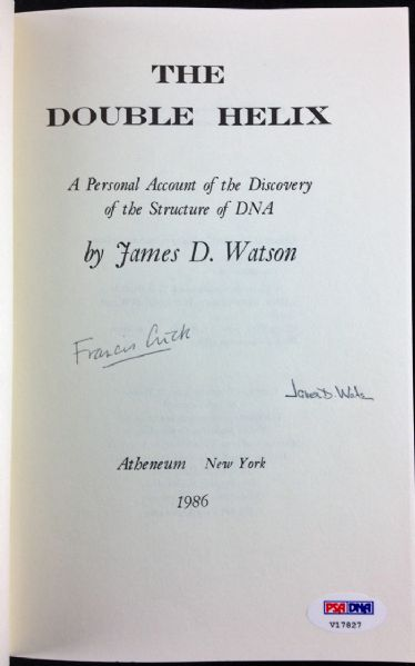 the structure of dna discussed in james d watsons book in the double helix The classic personal account of watson and crick's groundbreaking discovery of the structure of dna, now with an introduction by sylvia nasar, author of a beautiful.
