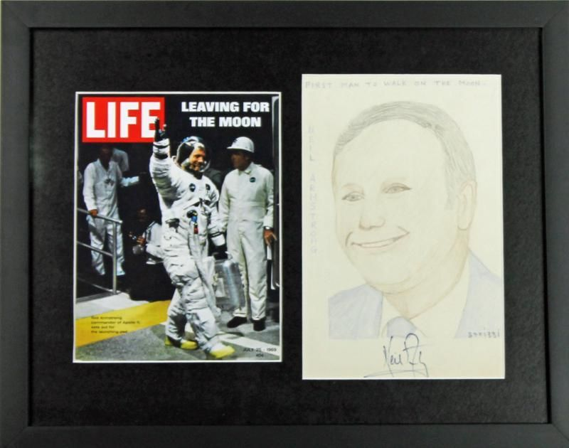 neil armstrong was left handed - photo #10