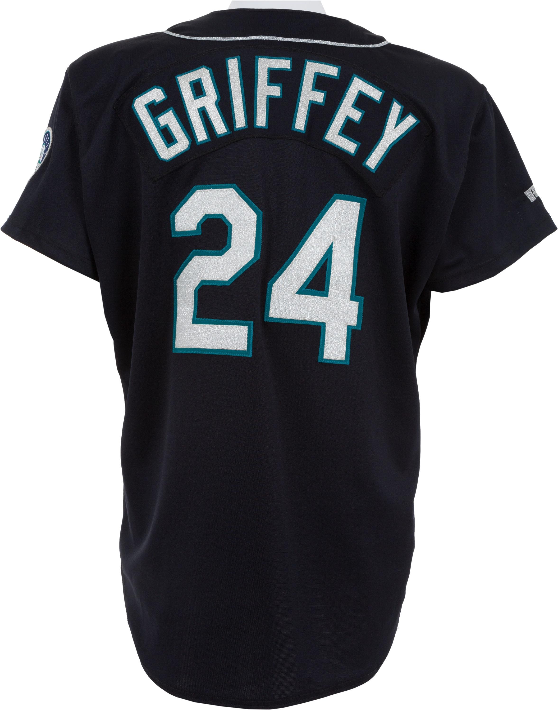 Lot Detail - 1999 Ken Griffey Jr Game Worn Seattle ...