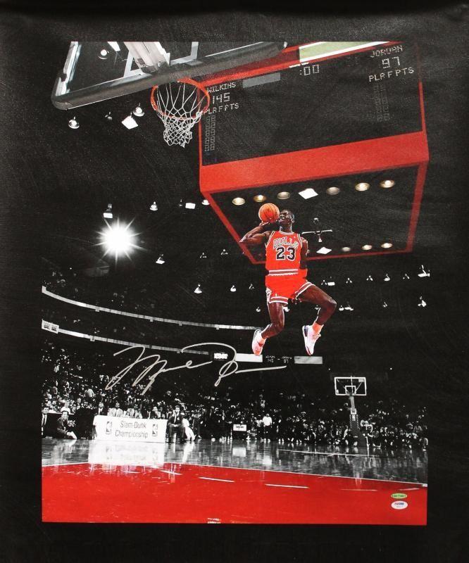 Michael Jordan - Barnorama
