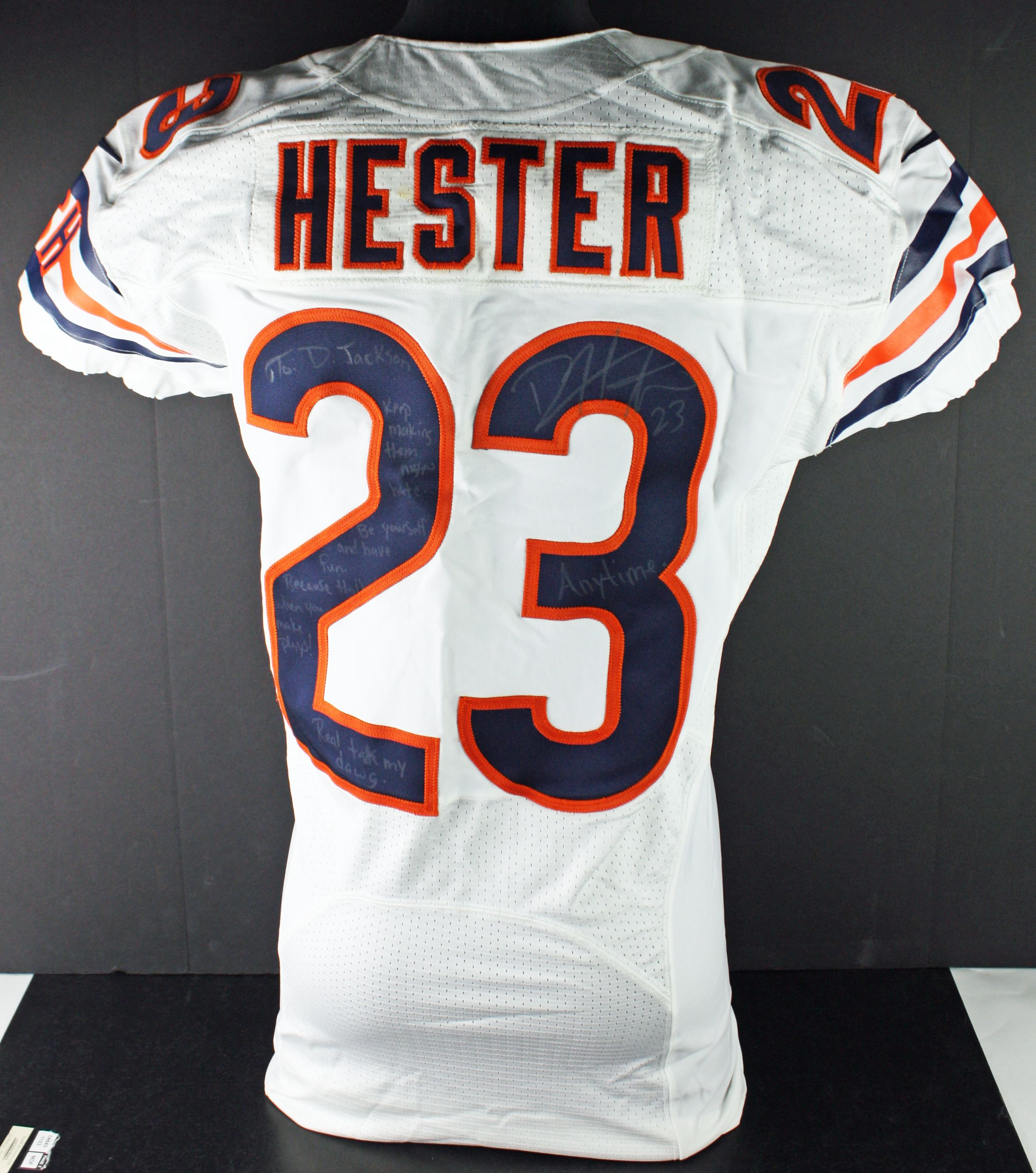 best cheap c5cd3 93a7a devin hester chicago bears jersey