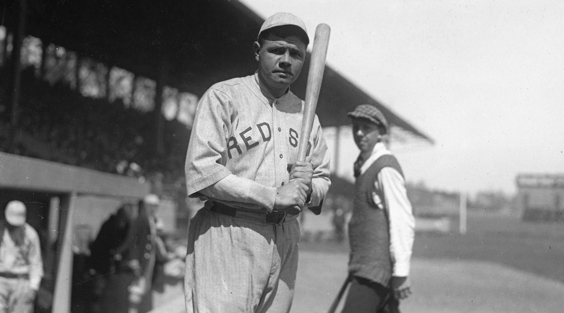 Lot Detail Rare 1917 1919 Babe Ruth Game Used Hillerich