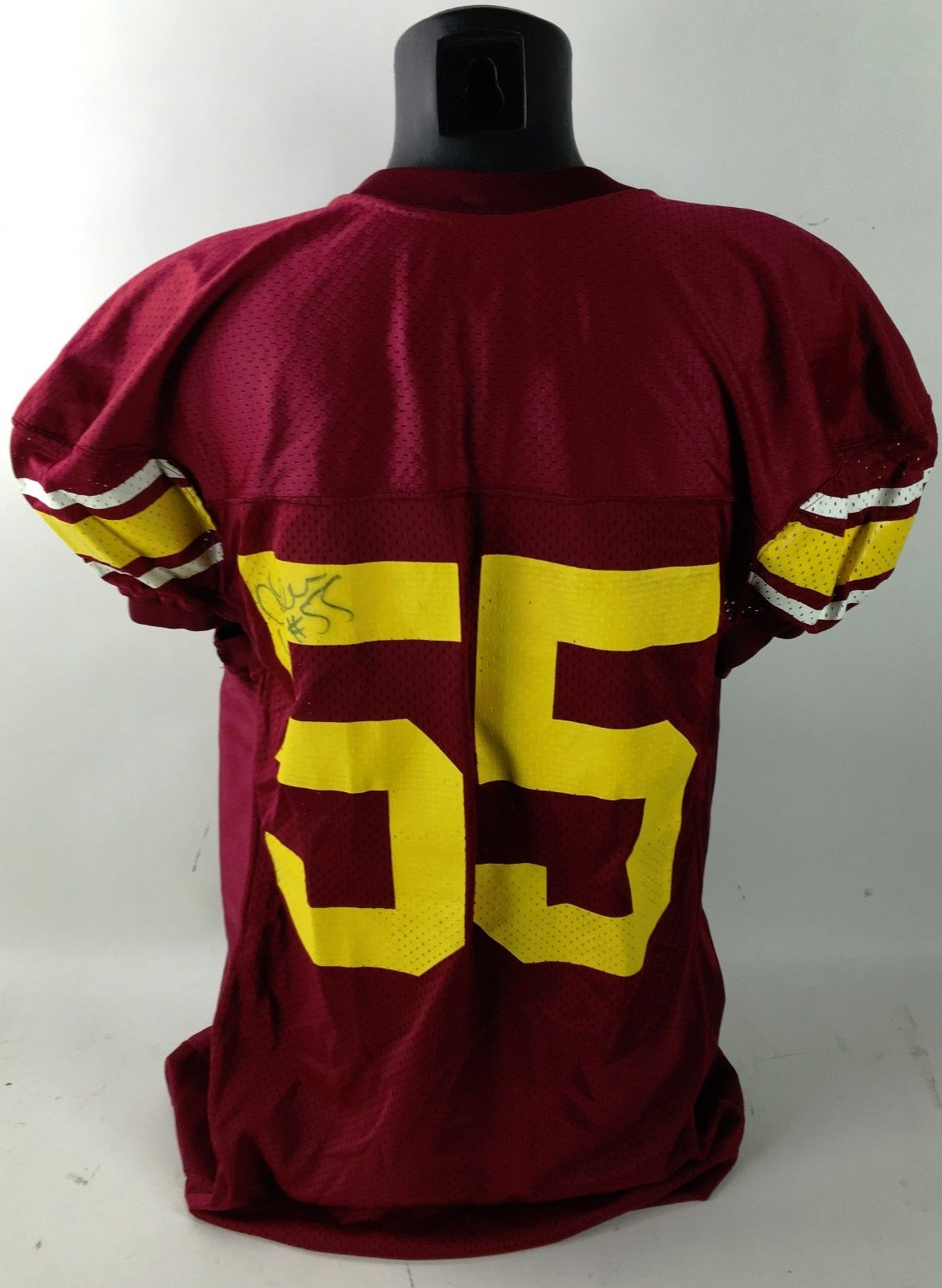 new arrival adba2 57146 Lot Detail - Junior Seau Signed Game-Issued USC Trojans Home ...