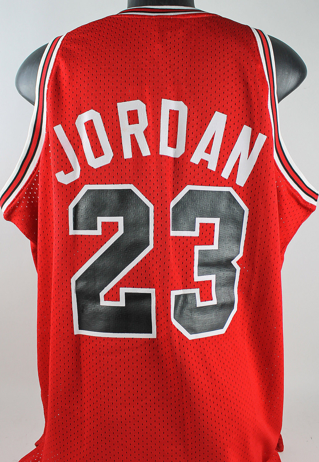 21df881513f ... Michael Jordan Signed Limited Edition Rookie Era Chicago Bulls Jersey  (UDA)