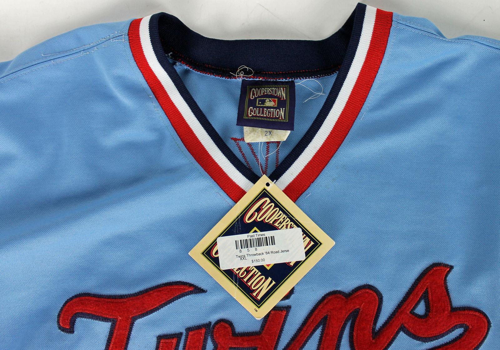 83743239cab Lot Detail - Kirby Puckett Signed Minnesota Twins Majestic Jersey (JSA)