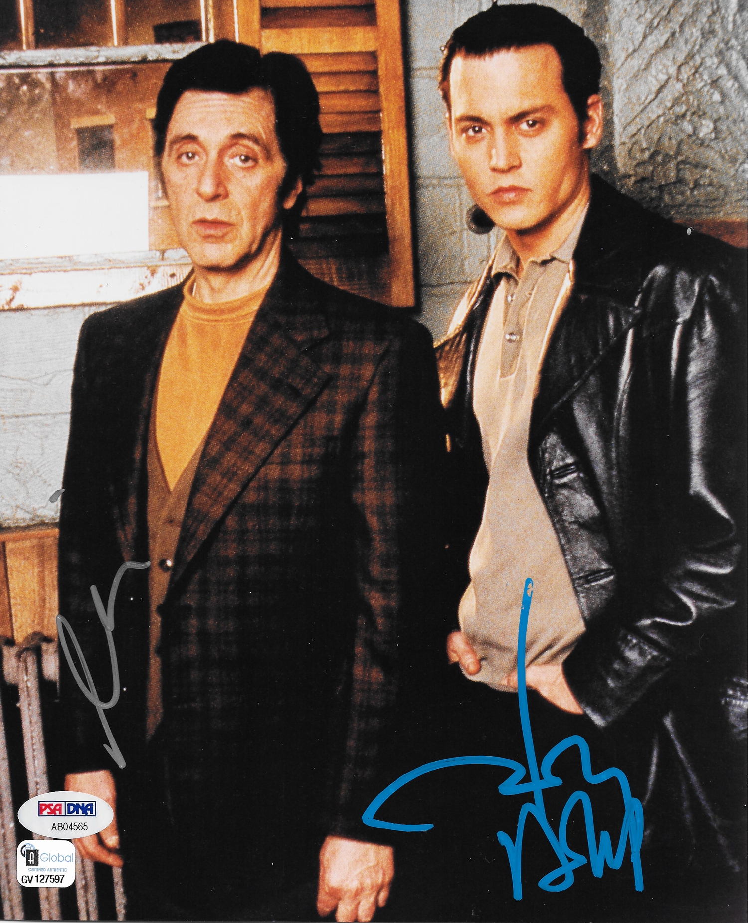 a movie analysis of donnie brasco starring al pacino and johnny depp That's when the new movie donnie brasco, starring al pacino and johnny depp, opens at the hollywood 18 in port richey the movie is based on pistone's book donnie brasco, my undercover life in the mafia the screenplay is by paul attanasio.