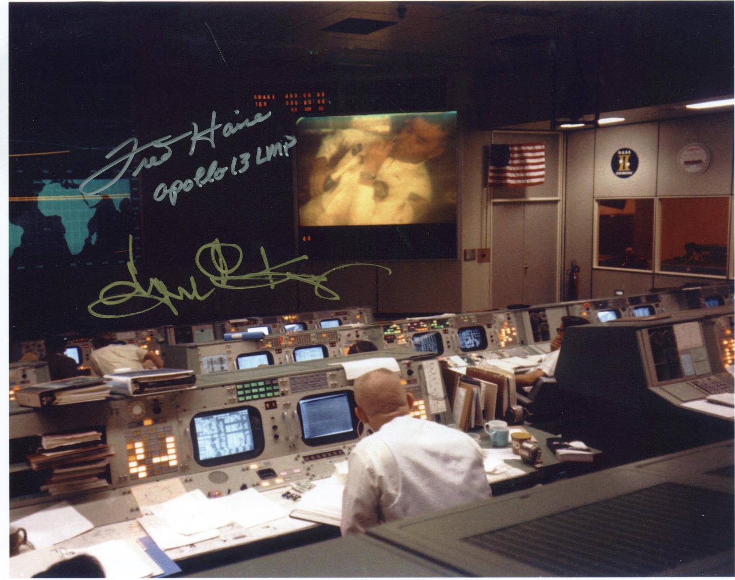 mission control apollo 8 - photo #13