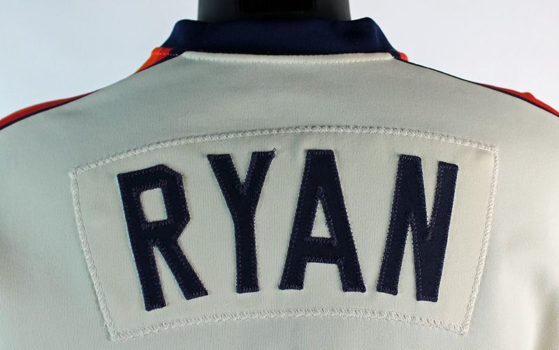 timeless design 690c7 903a4 Lot Detail - Nolan Ryan Game Used 1984-1988 Goodman & Sons ...