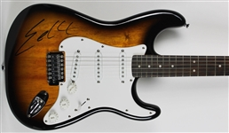 Eric Church Signed Fender Squier Stratocaster Electric Guitar (PSA/DNA)