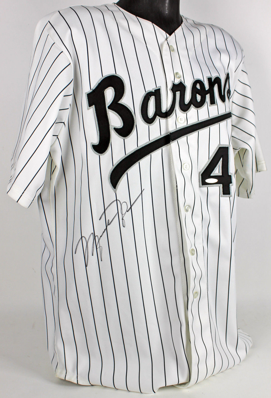 b0979d787a1 Michael Jordan Limited Edition Birmingham Barons Game Model Baseball Jersey  ( 161 250) ...