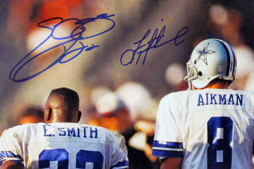 df06eb10d Lot Detail - Cowboys Triplets  Emmitt Smith