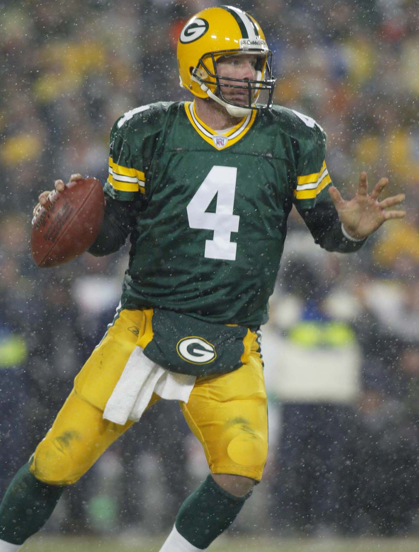 newest c71a1 2e672 Lot Detail - 2006 Brett Favre Green Bay Packers Game Worn ...