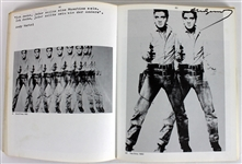 Andy Warhol Signed Softcover Book (BAS/Beckett)