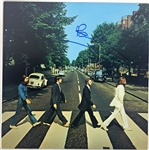 "The Beatles: Paul McCartney Signed Record Album - ""Abbey Road"" (Beckett)"