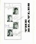 "The Beatles & Roy Orbison Phenomenal Multi-Signed 1963 ""The Beatles & Roy Orbison"" Concert Program - PSA/DNA Graded MINT 9 & Caiazzo!"