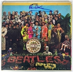 "The Beatles: Paul McCartney Signed ""Sgt. Peppers"" Album with Superb Autograph (PSA/DNA)"