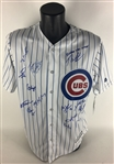 2016 W.S. Champion Chicago Cubs Team-Signed Jersey w/ Epstein, Maddon, Rizzo & Others! (PSA/DNA)