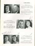 "Neil Armstrong Signed 1947 High School Yearbook w/ Ultra-Rare ""Every Letter"" Teenage Autograph! (Beckett/BAS Guaranteed)"