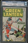 Green Lantern #1 DC Comic Books 1960 CGC Graded 5.5 w/ Off-White Pages!