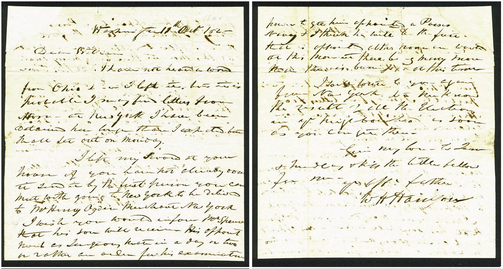 letter to his son Abraham lincoln's letter to his son's teacher he will have to learn, i know, that all men are not just, all men are not true but teach him also that for every scoundrel there is a hero that for every selfish politician.