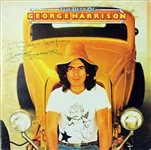 "The Beatles: George Harrison Signed ""Best Of"" Album (BAS/Beckett)"