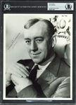 "Alec Guinness Vintage Signed 8"" x 10"" Photograph (Beckett/BAS Encapsulated)"