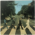 "The Beatles: Paul McCartney Near-Mint Signed ""Abbey Road"" Album (Caiazzo & Beckett/BAS Guaranteed)"
