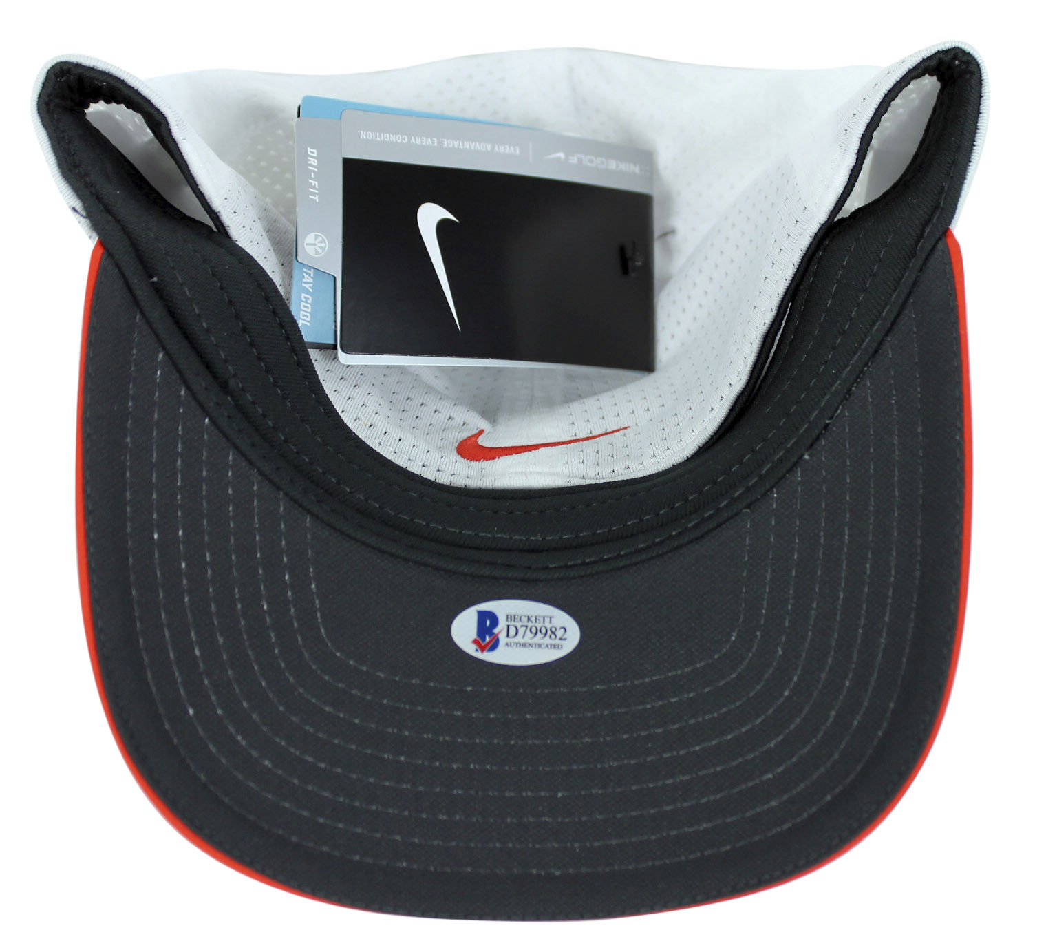 Lot Detail - Rory McIlroy Signed Nike Golf Hat (BAS Beckett) f2b214a7c699