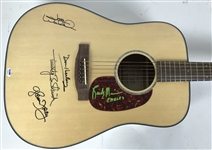 Eagles Group Signed Takamine Guitar w/ Rare Five Members! (PSA/DNA)