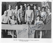 "Star Trek The Movie Rare Extensively Signed 8"" x 10"" Publicity Photo with Cast, Crew & Gene Roddenberry! (Beckett/BAS Guaranteed)"