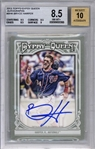 Bryce Harper Signed 2013 Topps Gypsy Queen Autographs - BGS Graded 8.5 w/ 10 Auto!