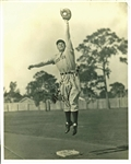 "Jimmie Foxx Signed 8"" x 10"" Type I Photograph (PSA/DNA)"