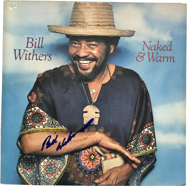 Bill Withers - Naked and Warm - TM Stores