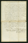 William Henry Harrison Signed 1811 Document (BAS/Beckett)