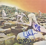"Led Zeppelin Near-Mint Signed ""Houses of the Holy"" Album w/ Plant, Page & Jones! (Beckett/BAS)"