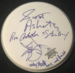 Iggy Pop & The Stooges Signed REMO Pro Model Drumhead (Beckett/BAS Guaranteed)