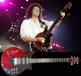 Queen: Brian May Signed Personal Model Electric Guitar (Beckett/BAS)