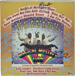 "The Beatles: Paul McCartney & George Martin Signed ""Magical Mystery Tour"" Album (Beckett/BAS)"
