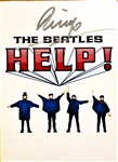 "The Beatles: Ringo Starr Signed ""Help!"" DVD (Beckett/BAS Guaranteed)"
