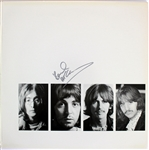 "Paul McCartney Rare Signed ""The White Album"" White Vinyl Release (Beckett/BAS & Caiazzo)"