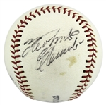 Roberto Clemente RARE Single Signed & Uninscribed Baseball (JSA)