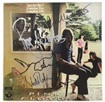 "Pink Floyd Rare Near-Mint Group Signed Album - ""Ummagumma"" w/ All Four Members! (Beckett/BAS & REAL/Epperson)"